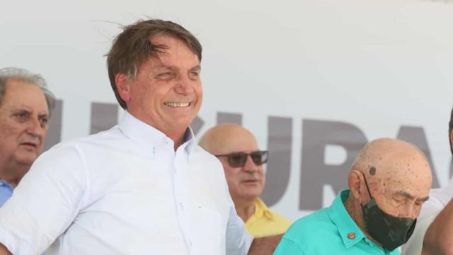 No nordeste, Bolsonaro pede votos em 'quem tenha Deus no coração'