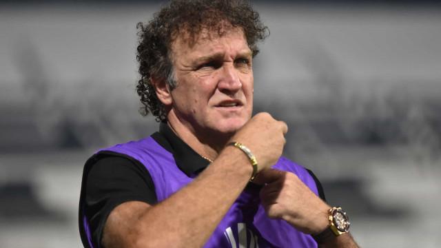 'Um alerta para fazer diferente', diz Cuca sobre próximos jogos do Santos