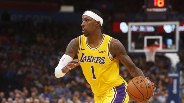 Titular dos Lakers na final da NBA foi preso e jogou de tornozeleira eletrônica