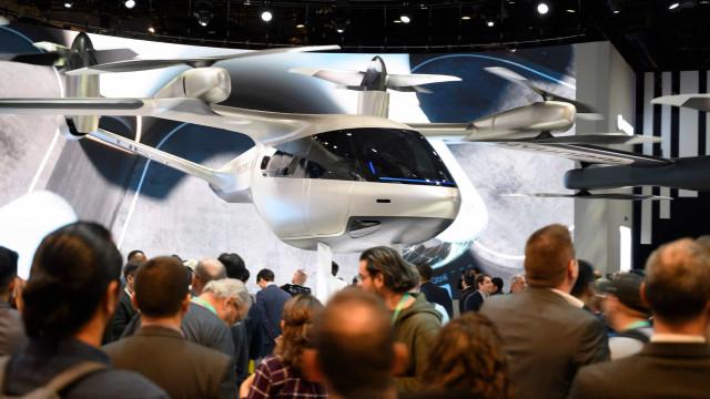 Hyundai planeia lançar carro voador em 2028