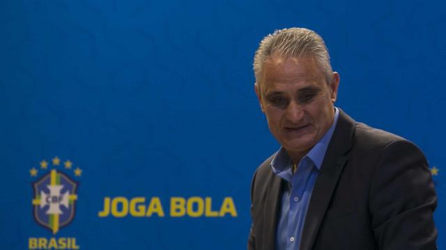 Tite diz que alta concorrência impede convocação de destaques do Brasileirão