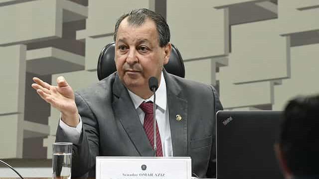 Omar Aziz será relator da indicação de Jorge Oliveira ao TCU