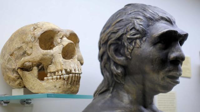 Neandertais e doentes de Covid-19 partilham gene 'quase idêntico'