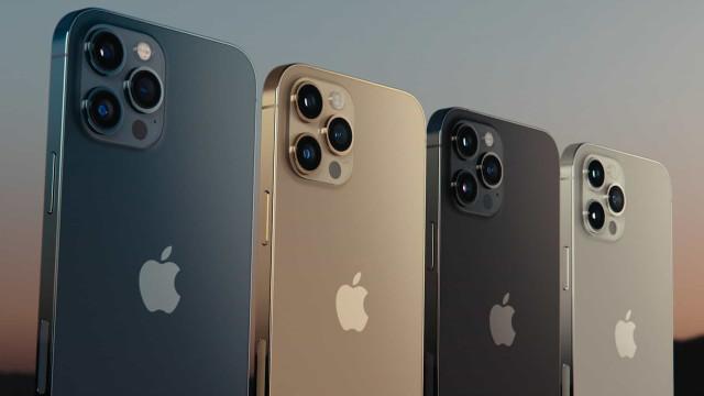 Bateria do iPhone 12 Pro Max é menor do que a do antecessor