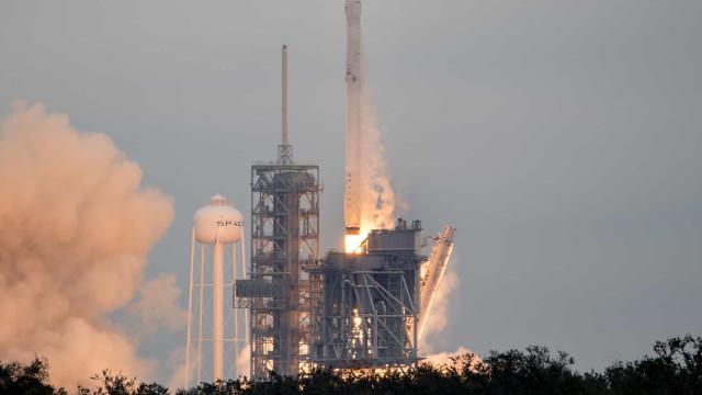 SpaceX lançará satélite que avalia impacto das alterações climáticas