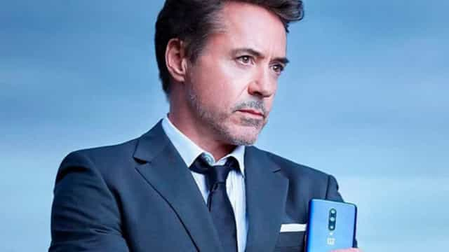Robert Downey Jr. regressa a anúncio da OnePlus