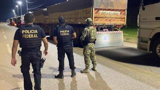 PF intensifica operações contra extração ilegal de manganês no Pará