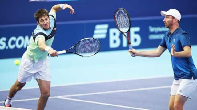 Melo e Demoliner são vice-campeões em torneios na Europa