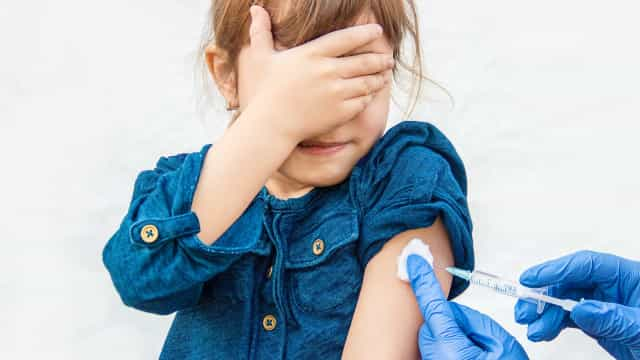 Metade das vacinas infantis não bate meta há cinco anos, diz Ministério da Saúde