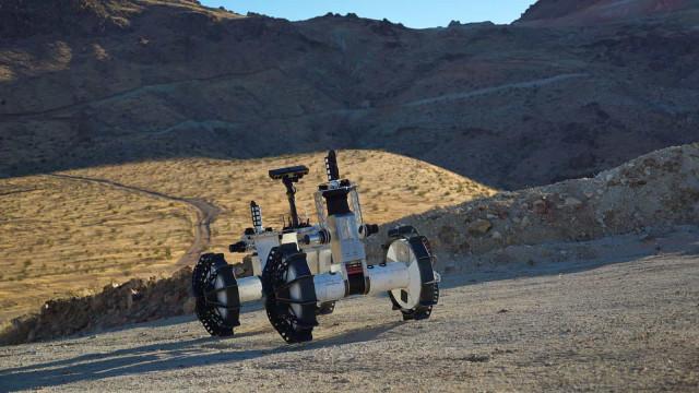 NASA cria novo veículo para investigar crateras de planetas vizinhos