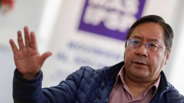 Vou renegociar contratos de gás com Brasil, diz virtual presidente da Bolívia
