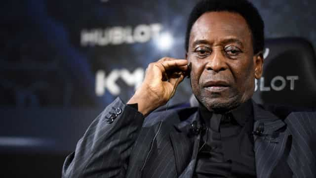 Perto de completar 80 anos, Pelé agradece por estar com saúde e lúcido