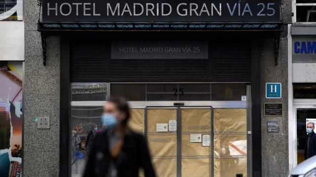 Espanha com novo recorde de infecções, mais 20.986 casos num único dia