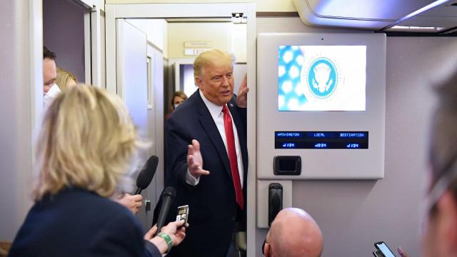 Trump deve votar na Flórida no sábado, diz Casa Branca