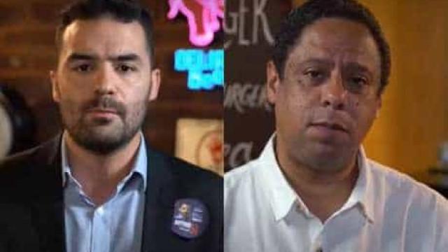Arthur do Val e Orlando Silva trocam alfinetadas em debate