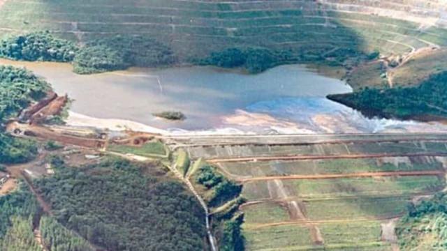 Agência Nacional de Mineração emite alerta de risco para barragens em MG
