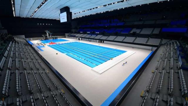 Tóquio-2020 cancela evento teste de polo aquático por medidas contra a covid-19