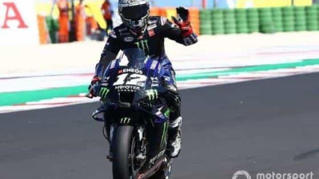 Morbidelli aproveita queda de Nakagami e vence etapa de Teruel da MotoGP
