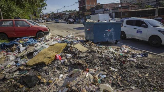 Fiscalização de rua sofre queda contínua na capital