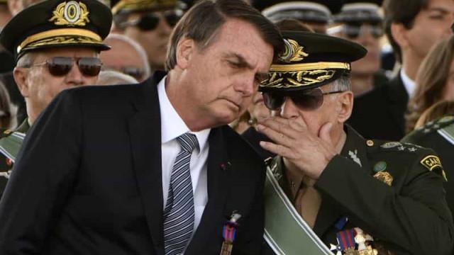 Centrão diminui influência de militares