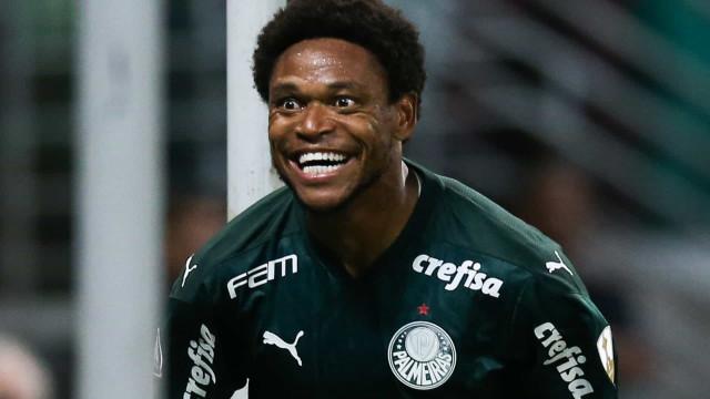 Luiz Adriano tem lesão na coxa e vira desfalque para o Palmeiras na Libertadores