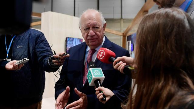Vitória no plebiscito é recado a políticos do Chile e líderes estrangeiros, diz Lagos