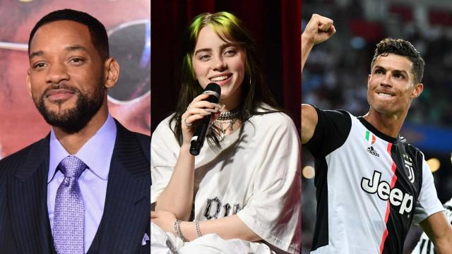 Quem são 30 das estrelas do Instagram mais bem pagas de 2020?