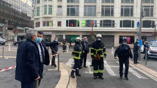 Ataque à faca faz pelo menos dois mortos em Nice