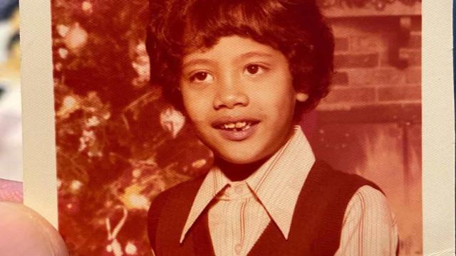 Estrela de Hollywood mostra foto de infância. Reconhece?