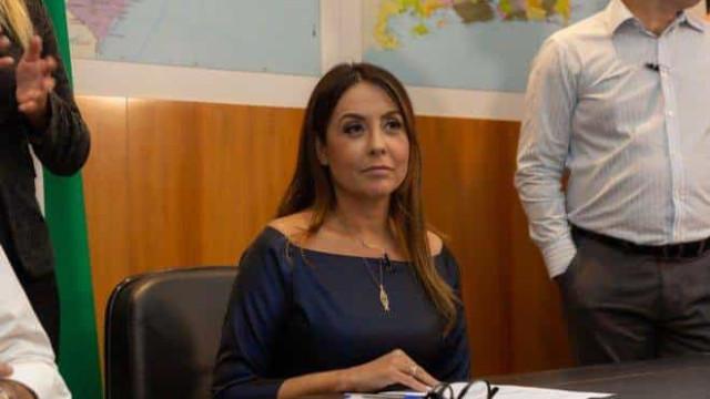 Glória Heloiza se diz candidata de Bolsonaro no Rio e renega Witzel, em sabatina