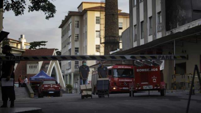 Morre quinto paciente após transferência do Hospital de Bonsucesso