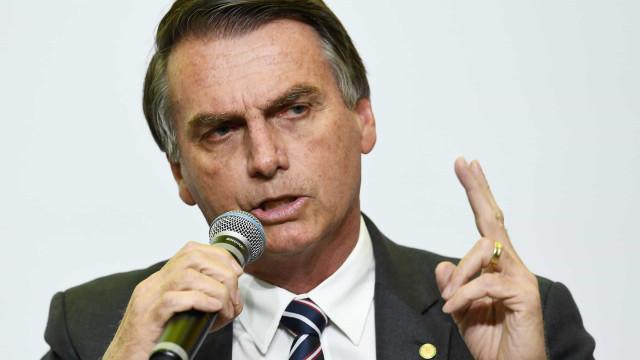 'No meu governo não tem Lava Jato', repete Bolsonaro