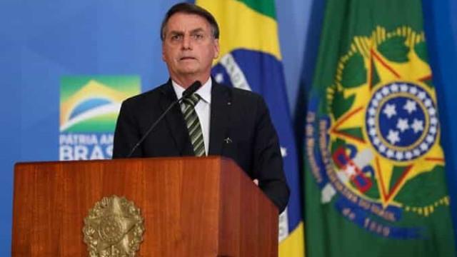 Bolsonaro: abastecimento de água foi normalizado no Amapá e hospitais têm energia