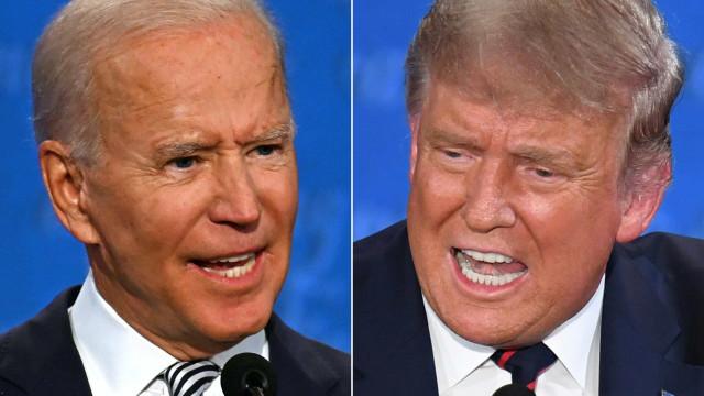 Trump diz que Biden não pode se declarar presidente e promete mais ações