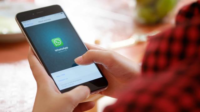 As novas mensagens do WhatsApp só duram uma semana