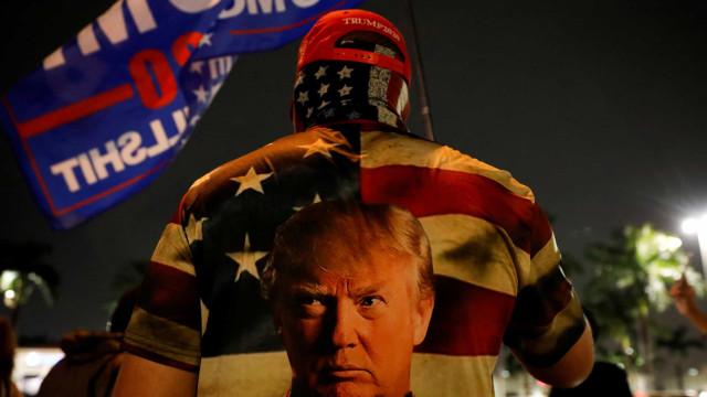 """Se Trump perder, seguem-se """"meses muito perigosos"""", diz sobrinha"""
