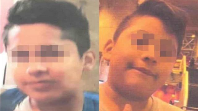 Partes dos corpos de duas crianças são encontradas em caixas de carne