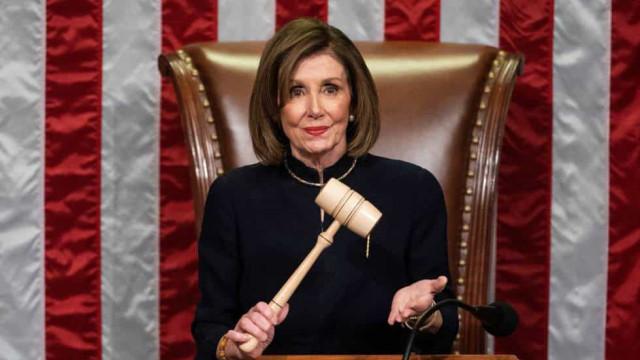'Nós mantivemos a República', diz presidente da Câmara dos EUA após eleição de Biden