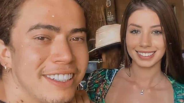 Whindersson Nunes e Maria Deggan revelam sexo de bebê e anunciam noivado
