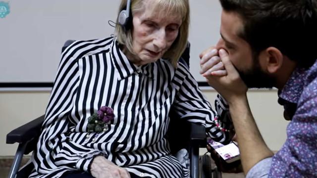 O efeito da música 'Lago do Cisne' numa antiga bailarina com Alzheimer