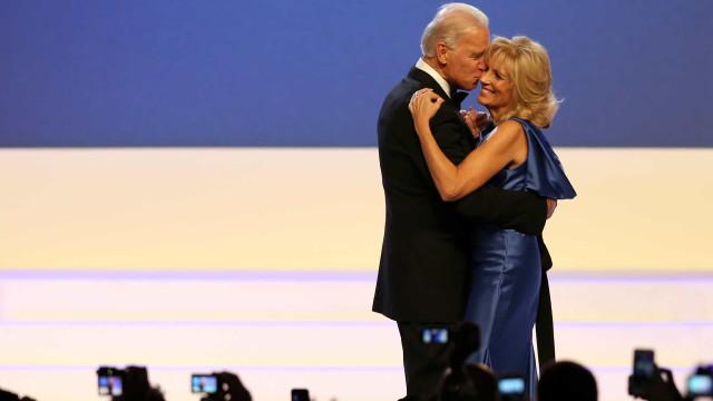 Joe Biden pediu a mulher em casamento cinco vezes