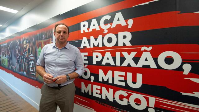 Rogério Ceni fala em 'pacto' no Flamengo e defende elenco: 'Grupo experiente'
