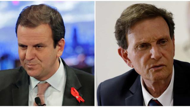 Rio: Paes (DEM) tem 55% e Crivella (Republicanos), 23%, segundo Datafolha