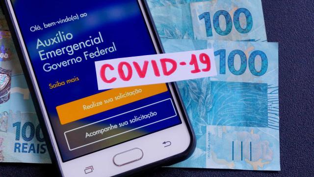 Previsão é de auxílio em torno de R$ 250 por 4 meses até junho, diz Lira