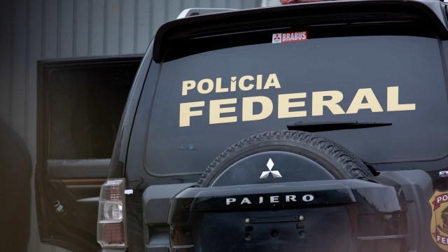 PF apreende malas de dinheiro em operação contra jogos de azar em Sergipe