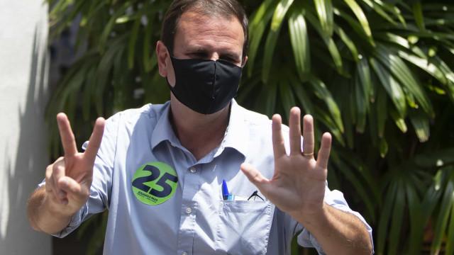 Eduardo Paes derrota Crivella e é o novo prefeito do Rio de Janeiro