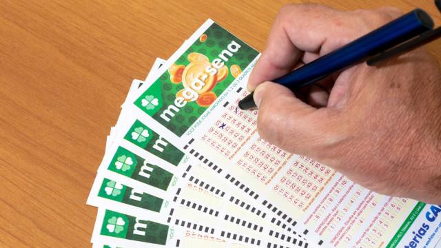 Apostador de Curitiba acerta os seis números da Mega-Sena