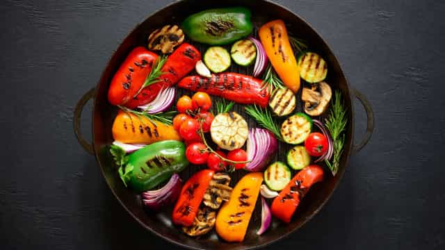 A dica secreta dos chefs para fazer legumes crocantes