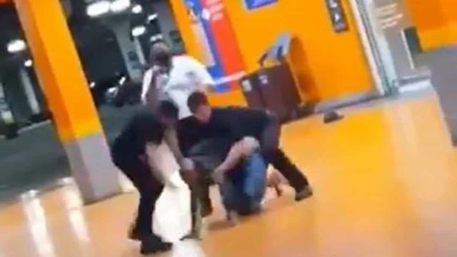 PM temporário nega motivação racista ao espancar João Alberto no Carrefour