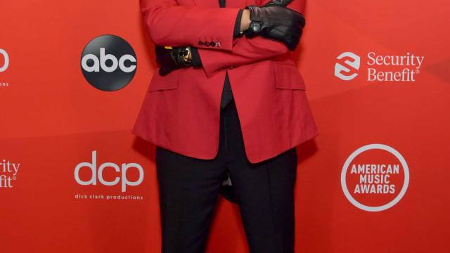 The Weeknd é 84% mais pesquisado no Spotify após performance no Super Bowl